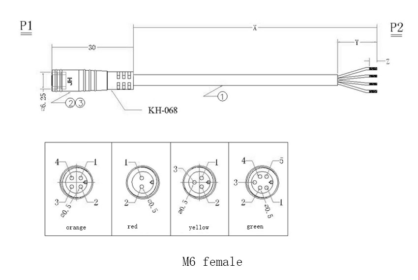 Drawings of M6 small waterproof cable female.jpg